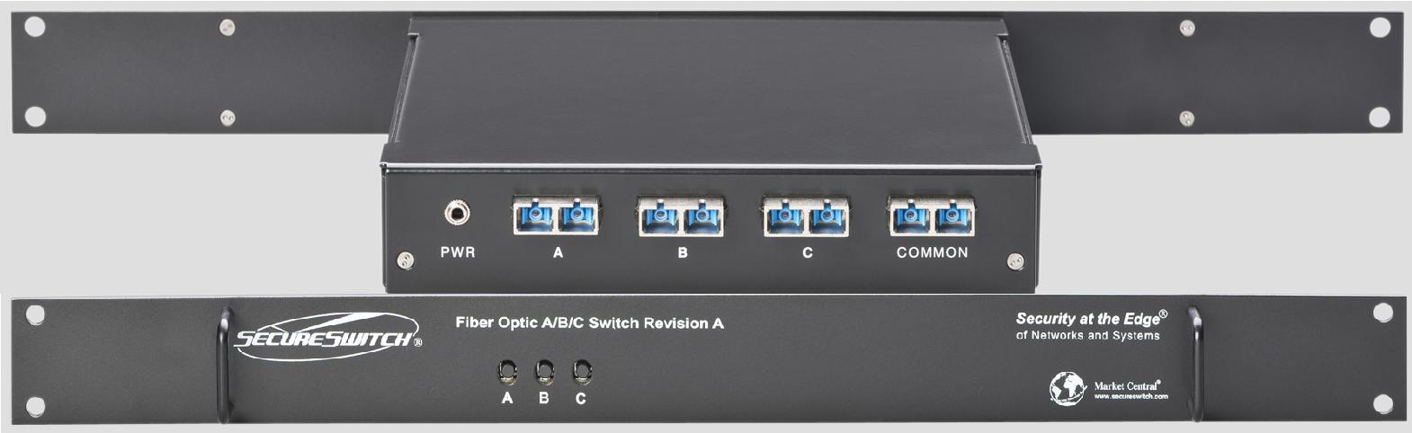 rackmount revA switch