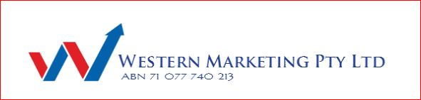 Western Marketing Pty Ltd, Australia logo